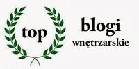 Top Blogi Wnętrzarskie!