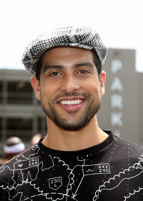 Hollywood Actor Adam Rodriguez Photo Gallery