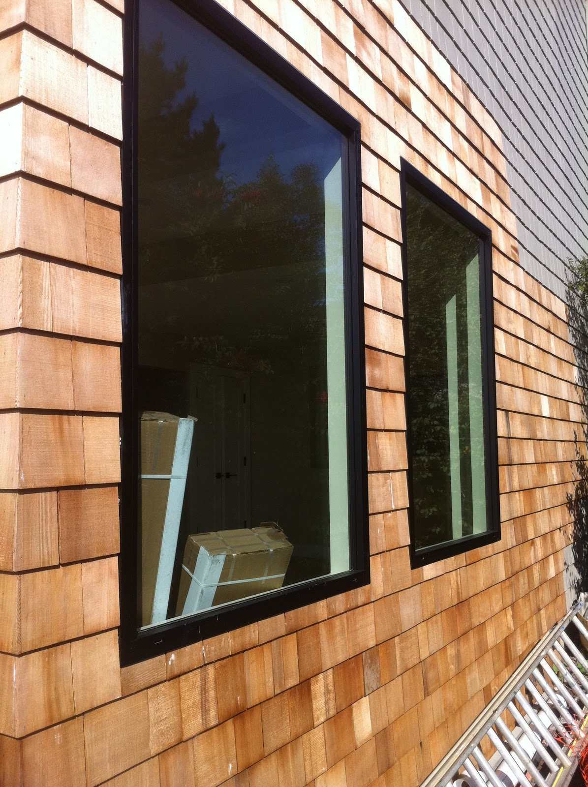 Recent job photos marvin and fleetwood ot glass for Back to front exterior design costs