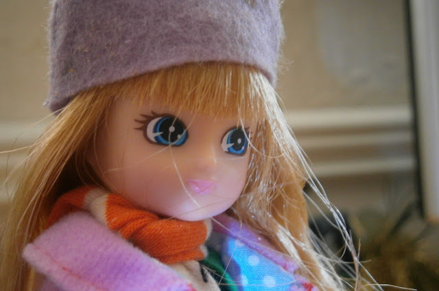 Lottie fashion doll for 9 year old girl