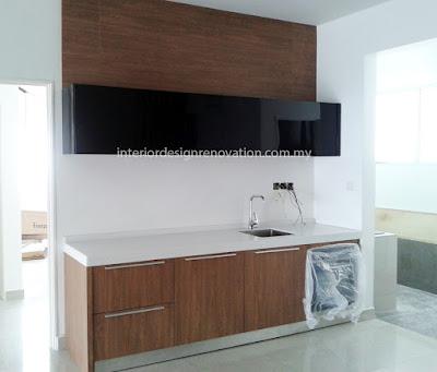 kitchen carpentry renovation bukit serdang selangor condominium