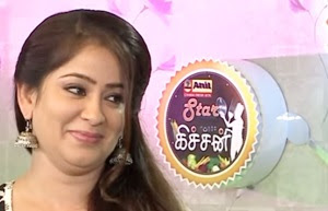 Star Kitchen | Actress Lakshmi's Special cooking