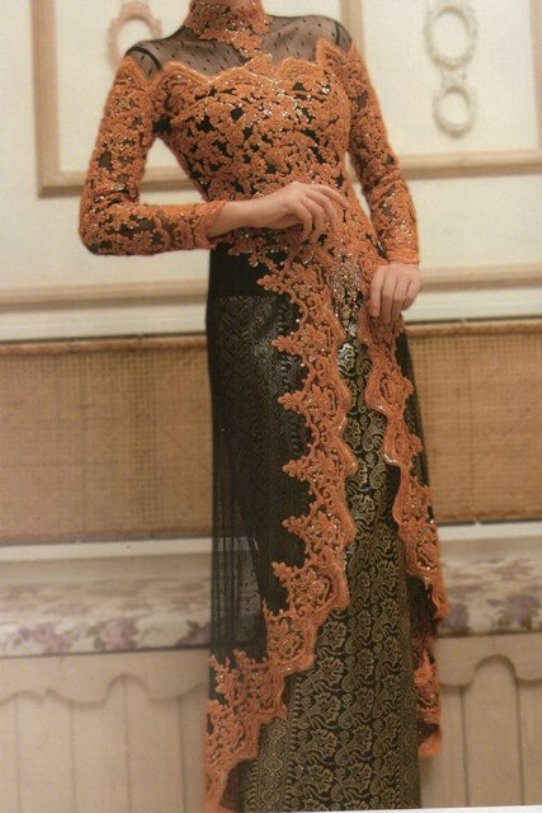 Model Kebaya Modern 2014 | Fozi Fashion