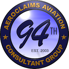 AIRFORCES, Inc. is supported by the 94th AeroClaims-Aviation Consultant Group of Miami, Florida