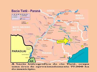 hidrovia Tietê - Paraná