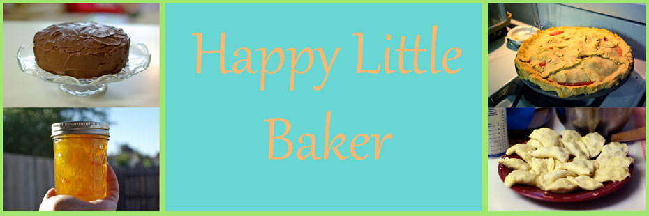 Happy Little Baker
