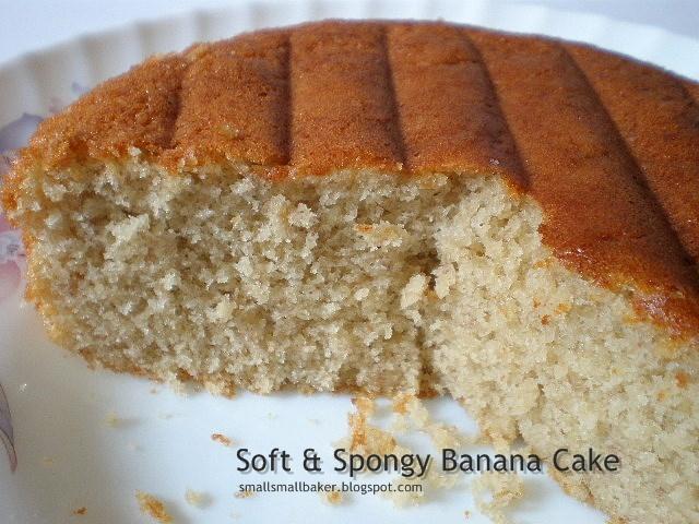 Light banana cake recipes