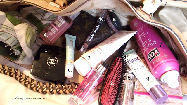 What's In My Bag?  Beauty products I can't leave my house without!