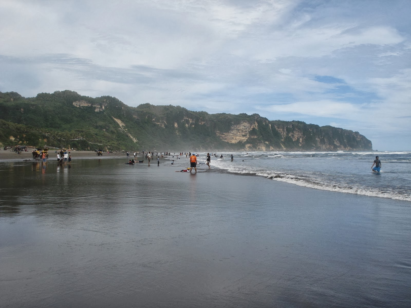 Pantai Parangtritis, Dari Sunset Hingga Misteri Nyi Roro Kidul