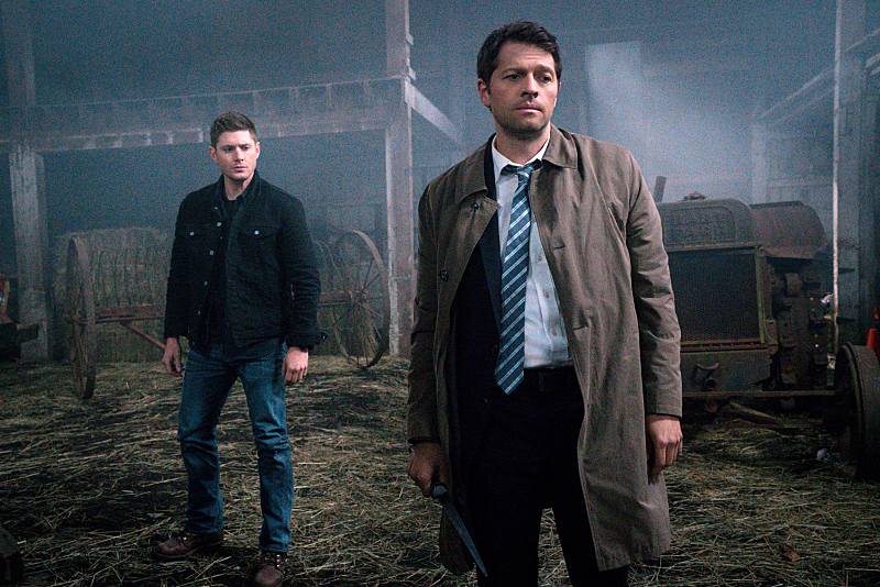 Recap/review of Supernatural 10x20 'Angel Heart' by freshfromthe.com