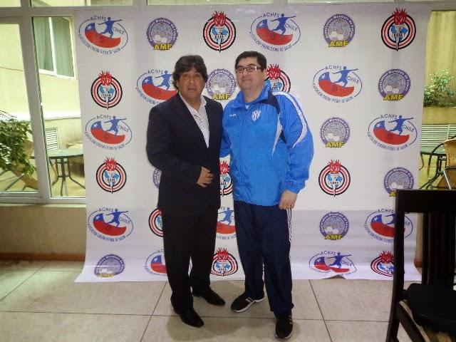 Nacional de Futsal Sub-20- Concepción 2014