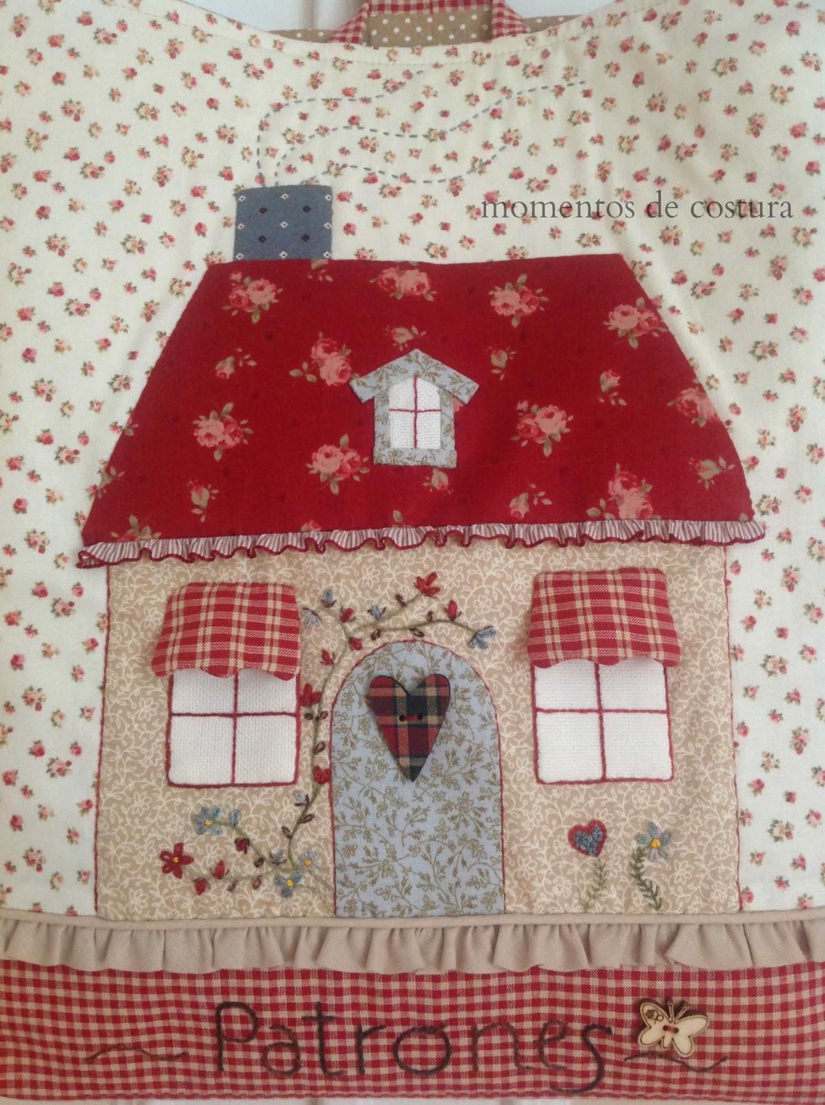 Momentos de costura mayo 2014 - Casas de patchwork ...