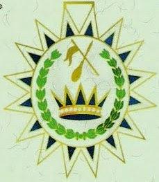 Selo Sacratíssima Ordem Teocrática Sol do Oriente