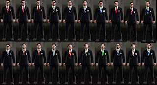(Manager Suit) All BPL Teams by Ginda01