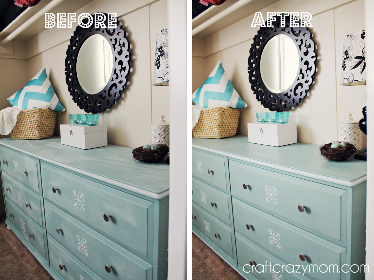 Caring For Your Chalk Paint Creations - Maria Jung