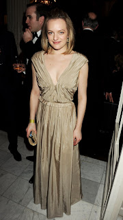 Elisabeth Moss at the Olivier Awards