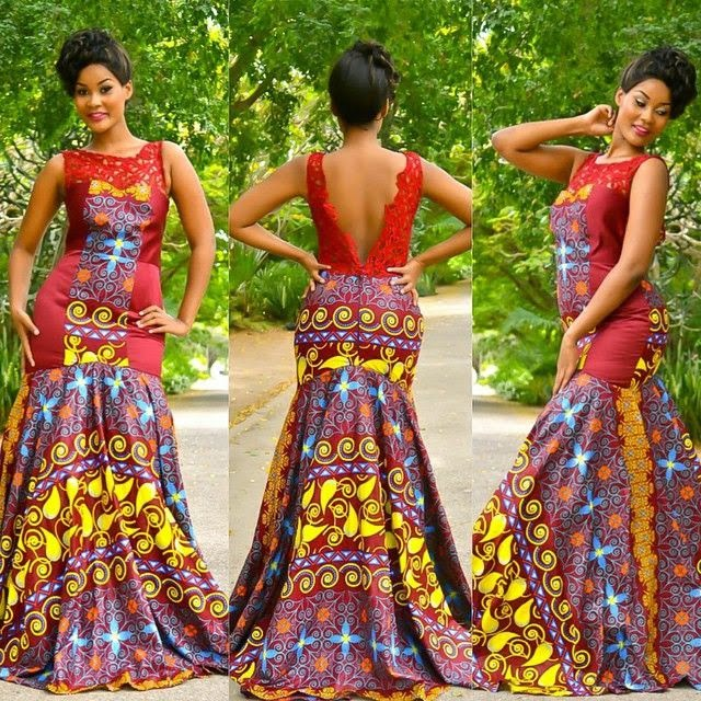 Perfect Trendy African Women Fashion Styles  Copy