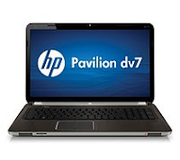 HP Pavilion dv7-6b75nr laptop