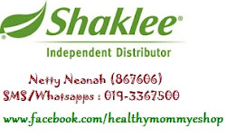 I am a Shaklee Independent Distributor in KL/Selangor..