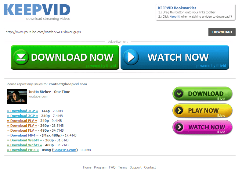 how to see computer download