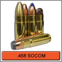 .458 SOCOM AMMO