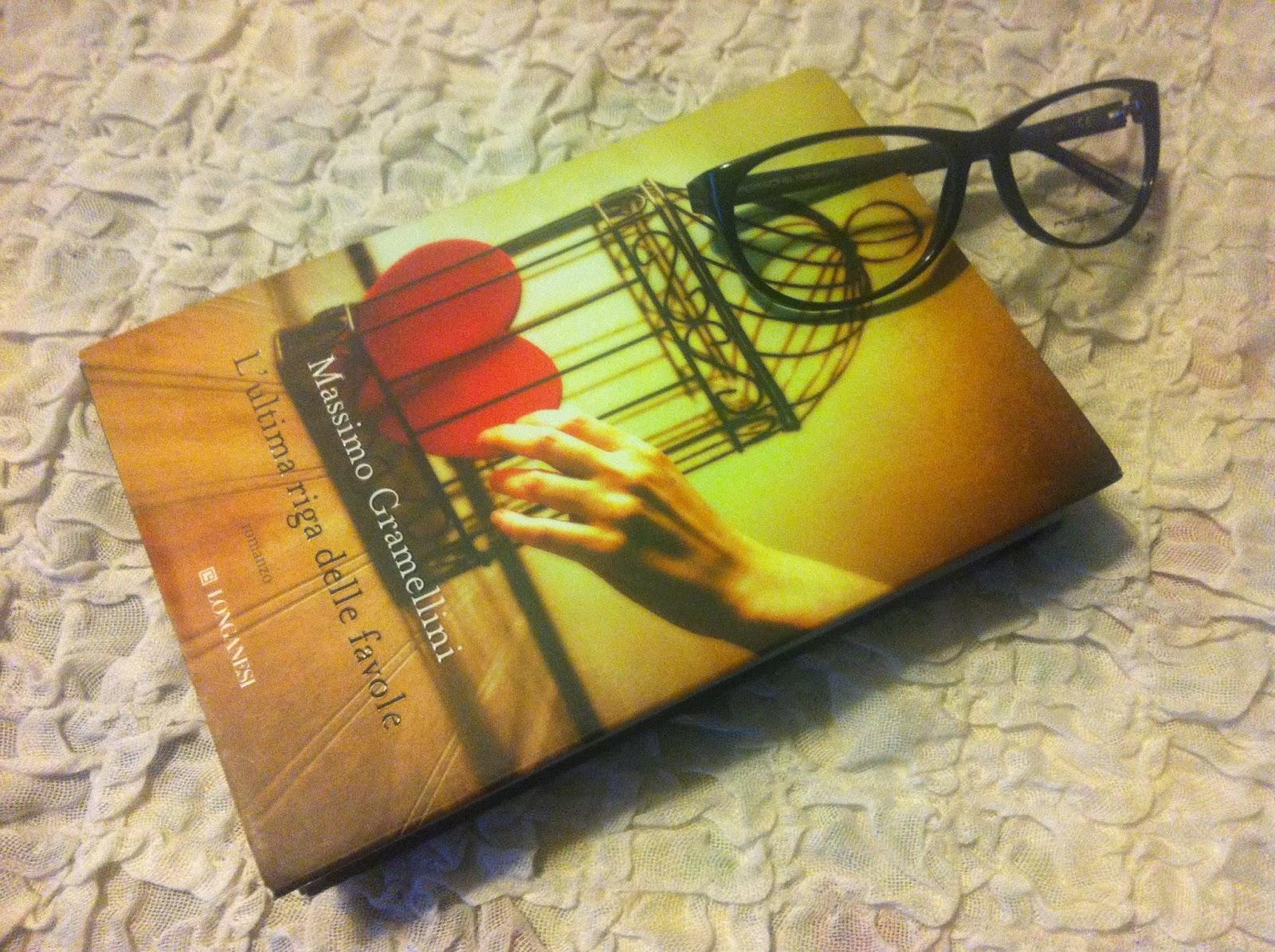 Le orecchie ai libri, Massimo Gramellini, L'ultima riga delle favole, occhiali da vista, occhiali Porsche Design Rodenstock