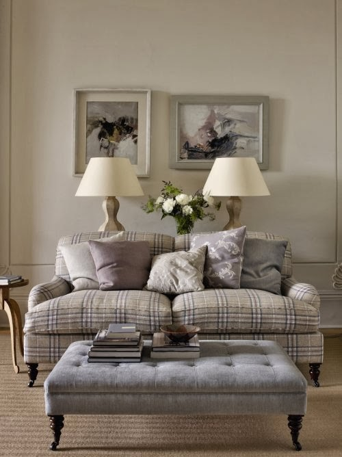 Modern country style the howard sofa a modern country for Modern country style