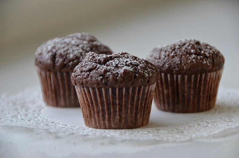 ... chocolate cake , today I'm making lighter chocolate yogurt snack cakes