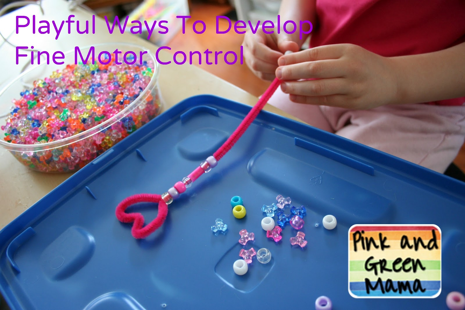 What is fine motor control