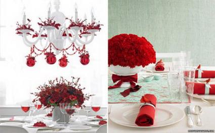 Amo la decoraci n centro de mesa navide a - Centro mesa navidad ...