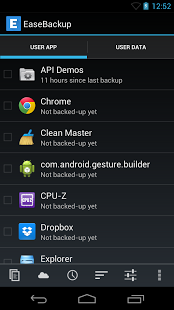 Ease Backup 1.04 APK Android