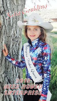 2019 Miss Rodeo Enterprise