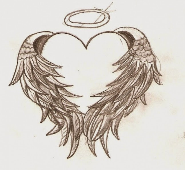 tattoos angel wings