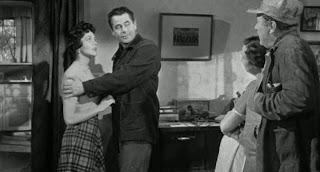 Deseos humanos (1954) | Human Desire | Secuencias de la película