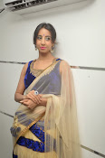 Sanjjana Latest Glam pics in saree-thumbnail-19