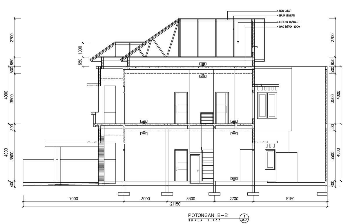 pengetahuan gambar dalam arsitektur arsitek tung