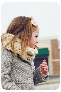 Carissa Miss: Crochet a Toddler Infinity Scarf