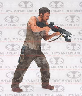 McFarlane Toys The Walking Dead Dixon Brothers 2-Pack - Daryl Dixon Figure