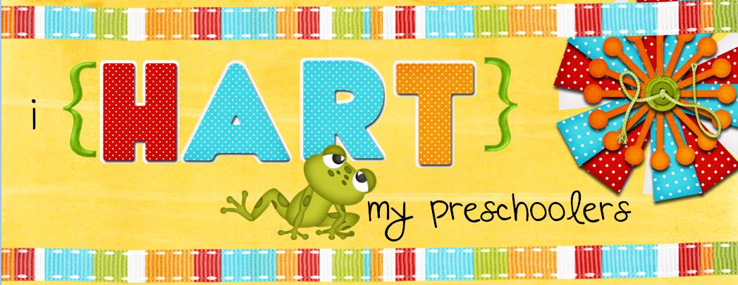 I {HART} my preschoolers