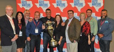 Texas Auto Writers Association Names the New Nissan Titan XD Truck of Texas for 2015