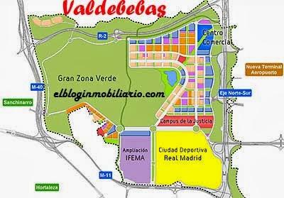 valdebebas plano elbloginmobiliario.com