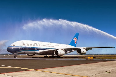China Southern Airlines, A280. ZonaAero