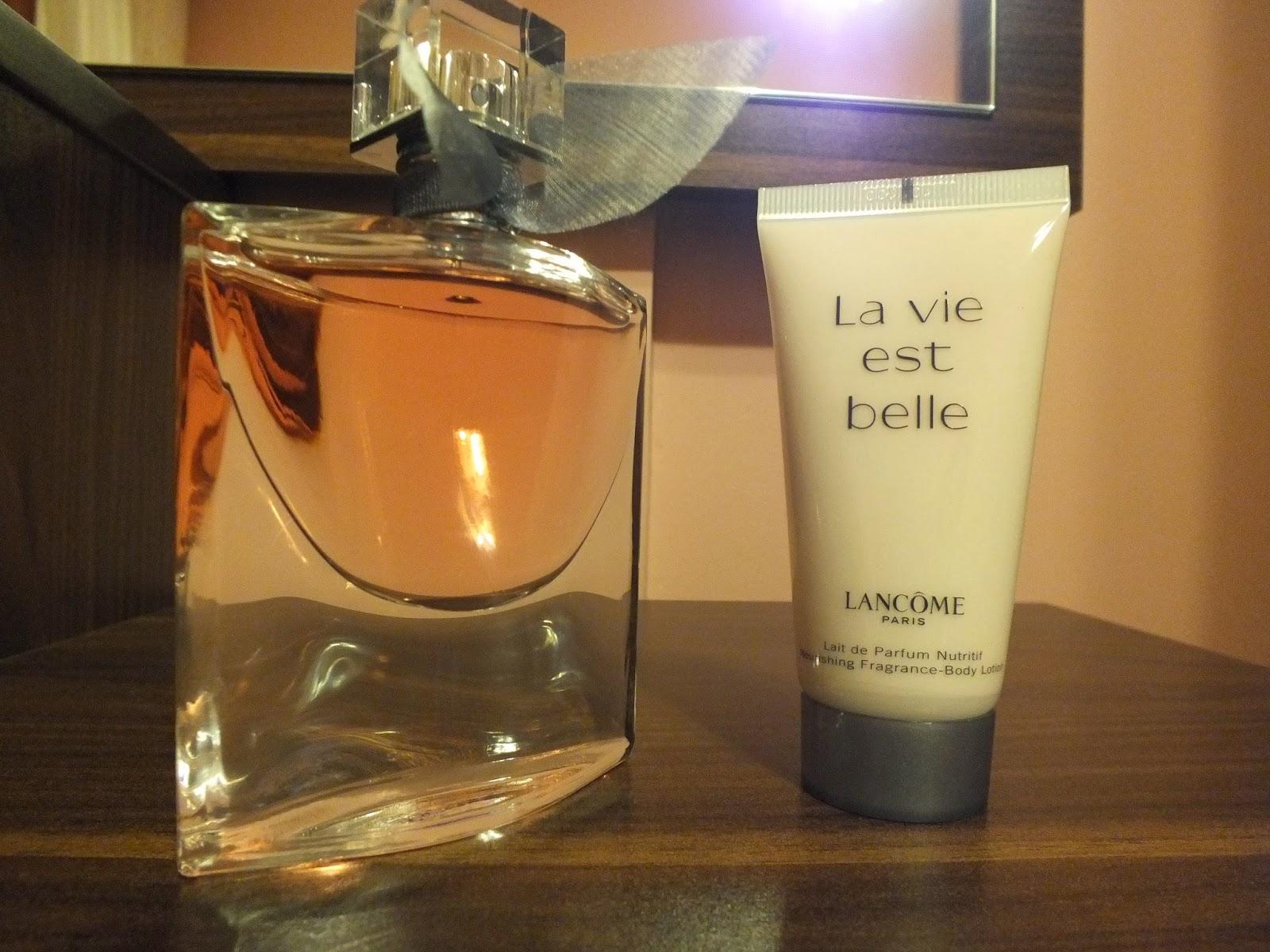 perfume,la vie est belle