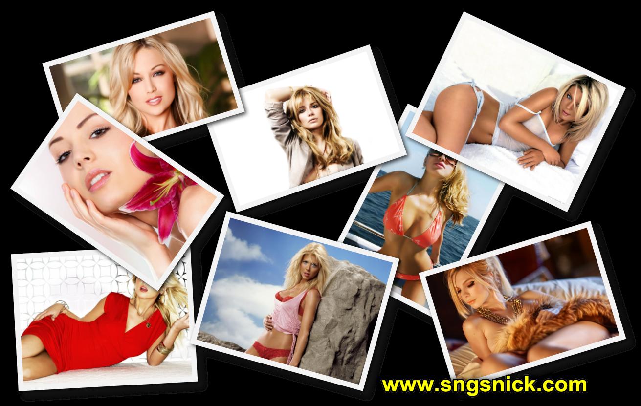 Shape Collage Pro. Пример прямоугольного фото коллажа