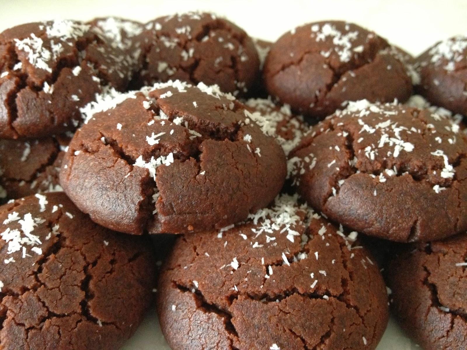 Fatoş'un Hobi Dünyası...: Brownie Kurabiye Tarifi (Islak ...