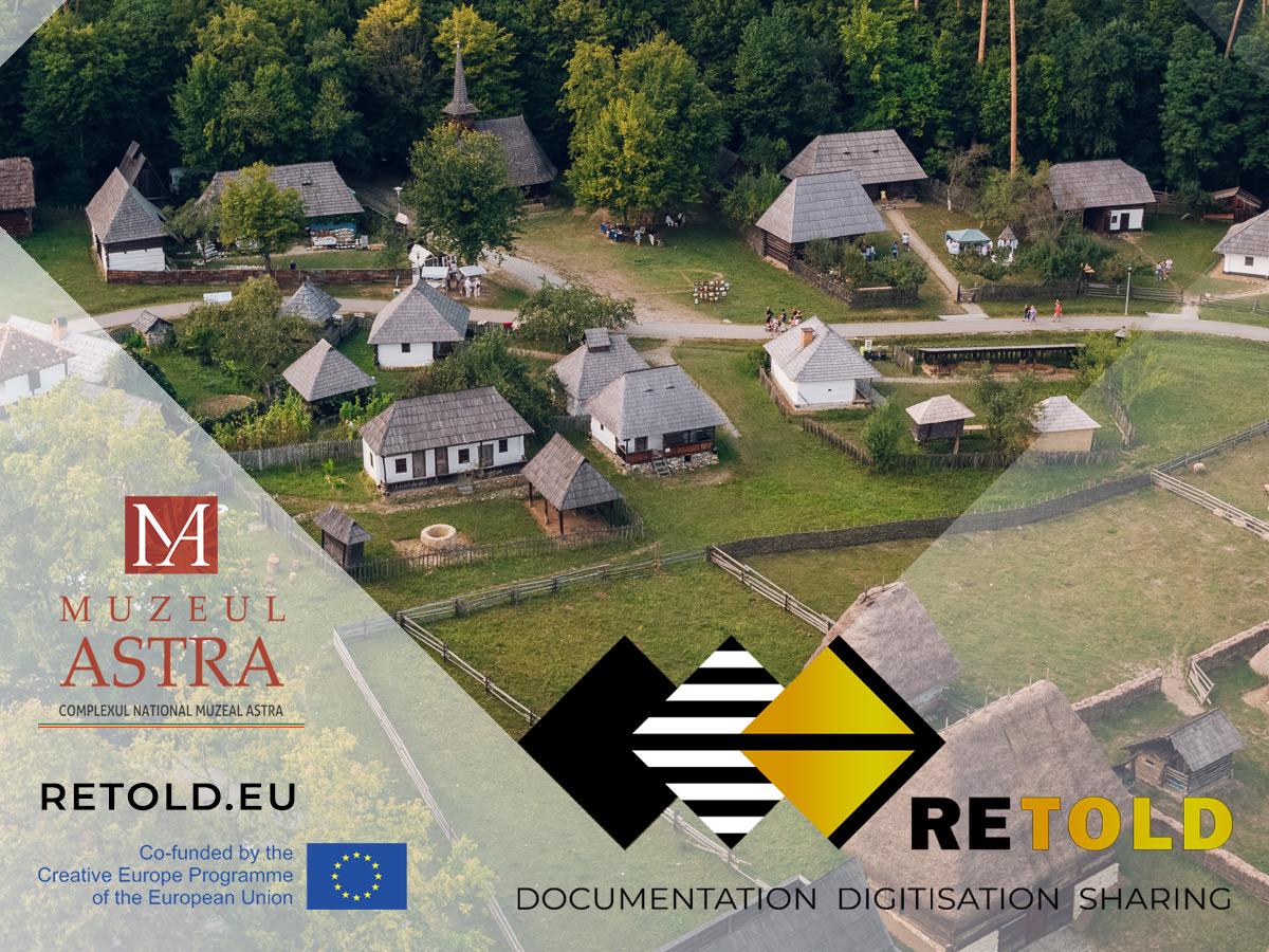 Proiect RETOLD (2020-2024)