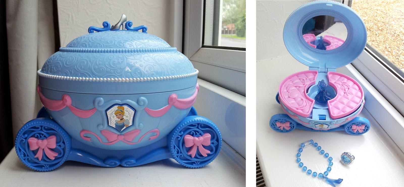 Disney Cinderella Musical Jewellery Box This Is Life