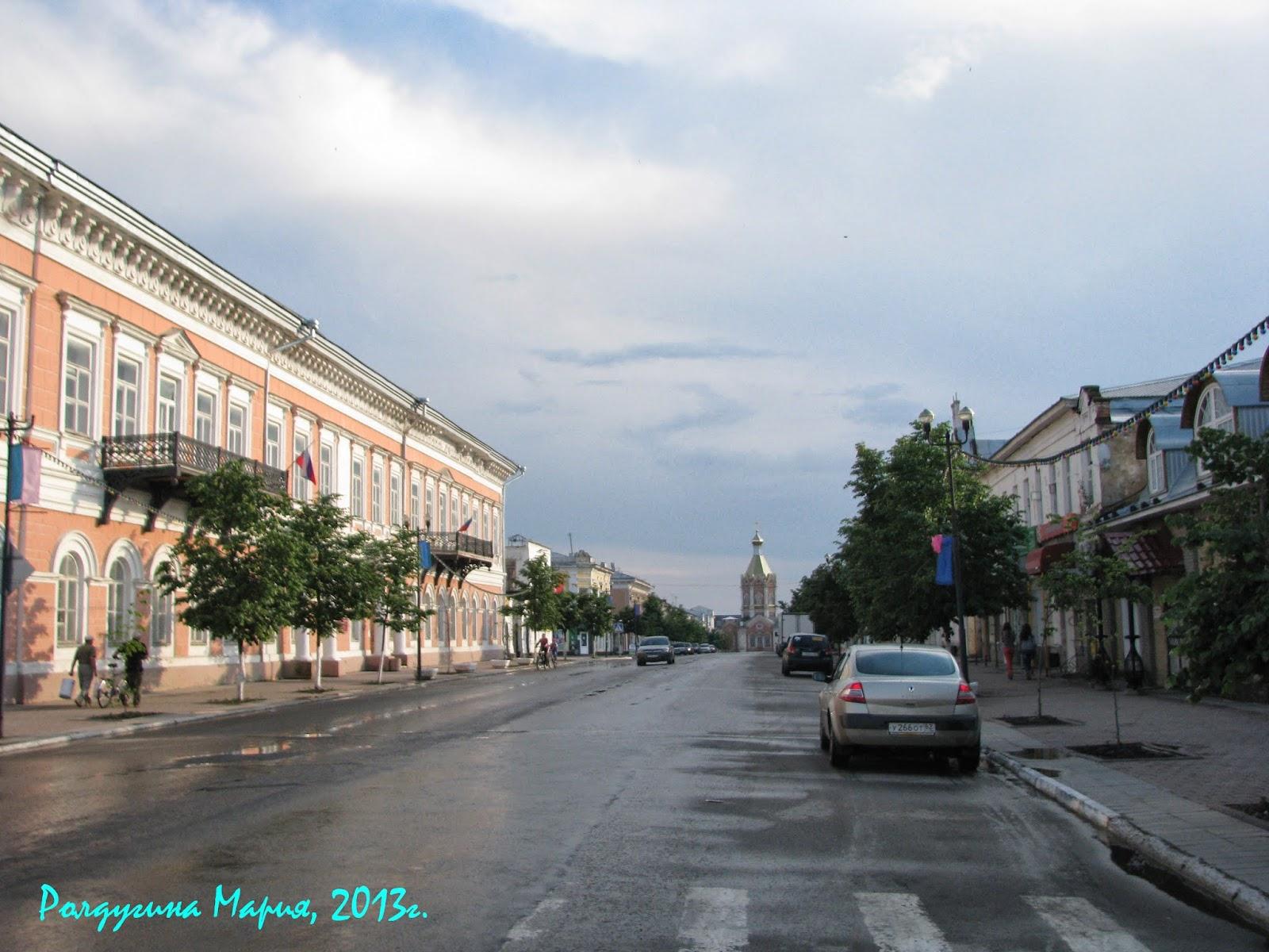 г.Касимов, Рязанская область
