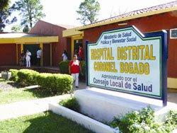 Hospital de Cnel Bogado