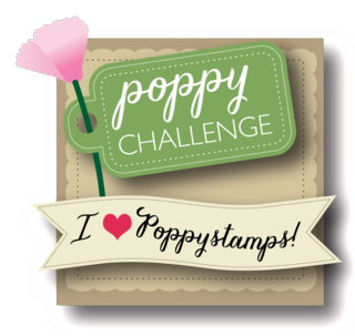 Poppy Stamp Challenge Winner